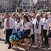 Представники БДМУ відзначили День незалежності УкраїниПредставники БДМУ відзначи