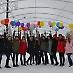 Студенти БДМУ разом з чернівчанами відзначили День щастя