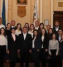 До БДМУ приїхали студенти з Молдови