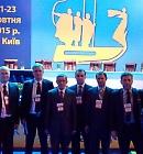 Кафедра хірургії на ХХІІІ з'їзді хірургів України