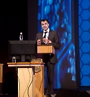 Знаний науковець з Лондона прочитав лекцію для учасників Конгресу в БДМУ