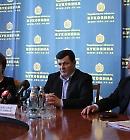 Олександр Квіташвілі відвідав з робочим візитом Чернівці