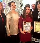 Студентка БДМУ – переможець обласного етапу Міжнародного конкурсу з української