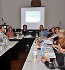 Професор з Німеччини провела навчальний семінар з психодіагностики