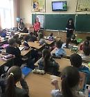 Студенти БДМУ розповіли школярам про користь сну