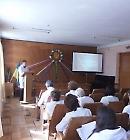 Співробітники БДМУ провели лікарську конференцію в госпіталі
