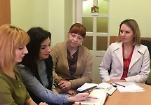 На кафедрі психології та філософії БДМУ відбулася міжкафедральна нарада провідни