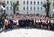 В БДМУ розпочав роботу Міжнародний конгрес юних науковців