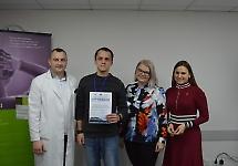 Віталій Смандич, Анна Вакарчук