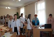 В БДМУ вшанували жертв Чорнобильської трагедії.