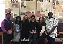 Студенти-іноземці БДМУ взяли участь у Першому Буковинському поетичному марафоні