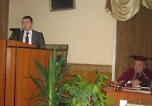 Науковий журнал БДМУ презентували на 75-річниці істфаку ЧНУ