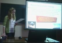 Обговорення проблем довкілля в English Speaking Club