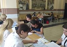 Розпочато прийом оригіналів документів від абітурієнтів