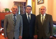 Співпраця БДМУ та Інституту органічної хімії НАН України