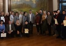 Викладачі БДМУ навчають студентів за європейськими інноваційними методами та тех