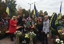 Студенти провели акцію «Пам'ятаємо загиблих героїв Буковини»