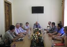 В БДМУ обговорено проблеми і перспективи розвитку кафедр медичної і біологічної