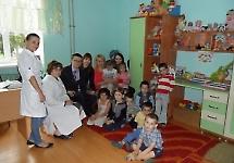 Викладачі БДМУ відвідали дитячий протитуберкульозний санаторій