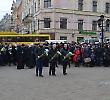 Представники БДМУ взяли участь в урочистостях з нагоди Дня Соборності України