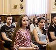 Ректор БДМУ зустрівся зі студентським активом навчального закладу