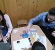 Студенти – стоматологи БДМУ розмальовували писанки з вихованцями дитячого будинку
