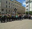 Представники БДМУ взяли участь у відзначенні 156 річниці від дня перепоховання Тараса Шевченка