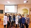 Викладачі кафедри педіатрії та дитячих інфекційних хвороб розповіли школярам про особливості дитячого імунітету