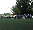 Команда викладачів БДМУ з футболу – у трійці лідерів