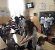 Студенти БДМУ розповіли школярам як зміцнювати імунітет