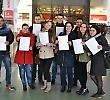Студенти БДМУ провели опитування чернівчан до Дня імунітету