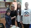 Благодійна акція від студентів медичного факультету №4 до Дня «сонячних» дітей