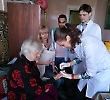 Співробітники БДМУ проконсультували пацієнтів геріатричного пансіонату