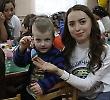 Студенти БДМУ разом з дошкільнятами розмальовували крашанки для українських захисників