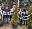 """""""Ангели пам'яті"""" на Центральній площі Чернівців"""