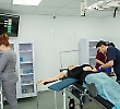 В БДМУ презентували роботу Центру симуляційної медицини