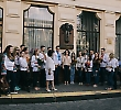 Студенти БДМУ розпочали флешмоб «Червоній руті – 46»