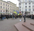 Викладачі та студенти БДМУ відзначили День Соборності України