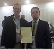 Доповідь викладача БДМУ удостоєна відзнаки National Scholar Award