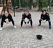 Збірна БДМУ – переможець військово-патріотичної гри «Герої козацької слави»
