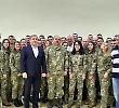 Студентам БДМУ розповіли про надання допомоги при виникненні і розвитку бойового стресу