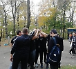 Збірна БДМУ перемогла у військовій грі «Герої козацької слави»