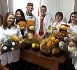 Фармацевти БДМУ провели благодійну акцію в Чернівецькому реабілітаційному центрі