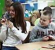 Студенти БДМУ провели благодійну акцію в Чернівецькій спеціалізованій школі №3