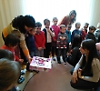 Студенти БДМУ відвідали вихованців Чернівецького ДНЗ №37