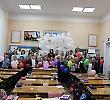 Студенти-стоматологи БДМУ провели урок здоров'я в Чернівецькій гімназії №5