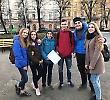 Студенти БДМУ провели просвітницьку акцію «Історія виникнення української мови»
