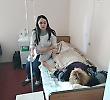Студенти БДМУ розповіли пацієнтам Чернівецької лікарні №3 про здорове харчування