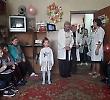 Співробітники БДМУ провели акцію для пацієнтів ендокринологічного відділення дитячої лікарні