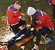 Студенти БДМУ відпрацьовували навички надання екстреної медичної допомоги